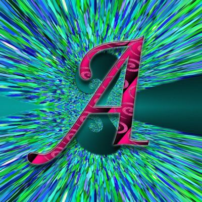a and u name 3d wallpaper - Google Search | Things to Wear | Pinterest | 3d wallpaper ...