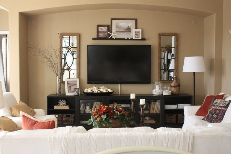 19 Diy Entertainment center Ideas Entertainment, Diy - the living room center