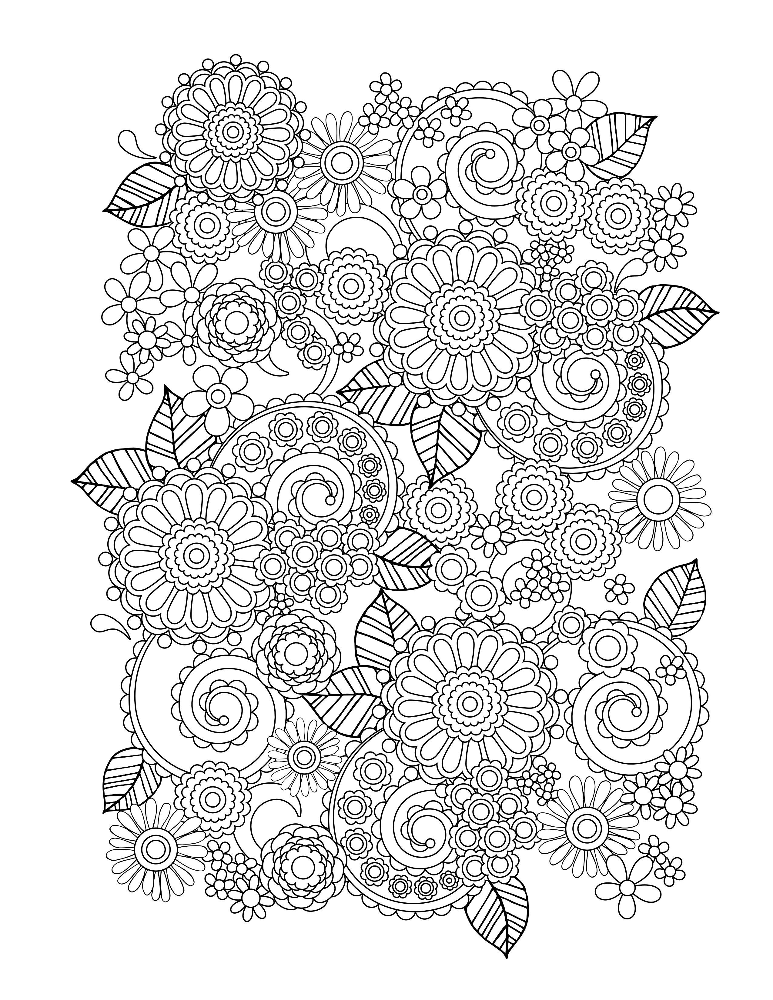 The enchanted forest colouring book nz - Coloring Book Pages