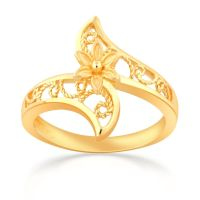 Buy Malabar Gold Ring Frdzcafla292 For Women Online ...