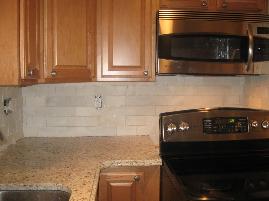 Kitchen Design Subway Tile Backsplash Beige Marble Subway Tile Backsplash Re Subway Tile W
