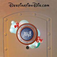 Free printable Little Mermaid door magnet for your Disney ...