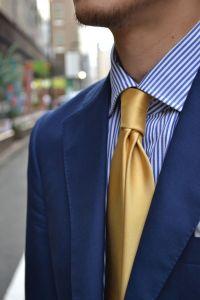 Navy Suit Gold Tie | www.pixshark.com - Images Galleries ...