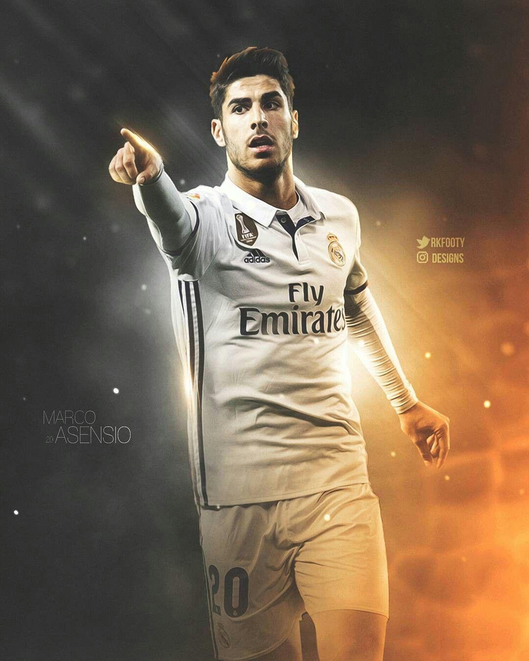 Real Madrid Wallpaper Full Hd Marco Asensio ⚽real Madrid⚽ Pinterest Real Madrid