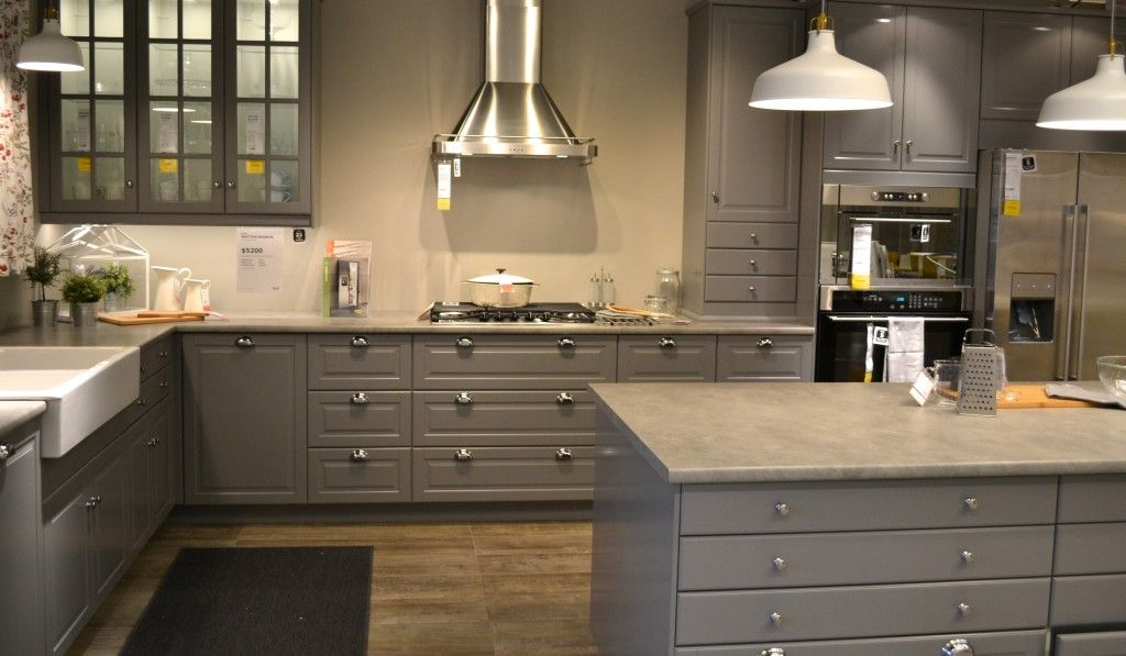 Ikea Küche Bobdyn Ikea Bodbyn Grey | Dream Home Ideas | Pinterest | Bodbyn