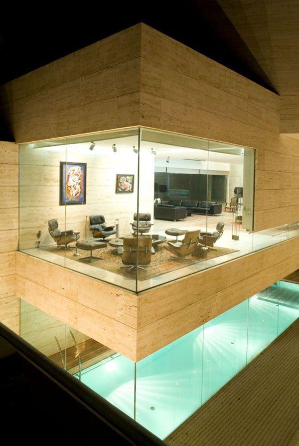 Luxury Spanish House - Courtyard Home Design Spanish house - luxury home design
