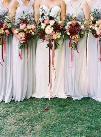 Elegant Summer Garden Wedding in Nashville by Austin Gros ...