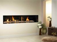 High Efficiency Gas Wall Fireplaces Modern ~ http ...