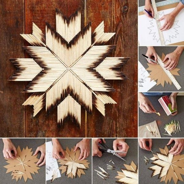 art and craft ideas for home step by step - Google Search - craft ideas for the home