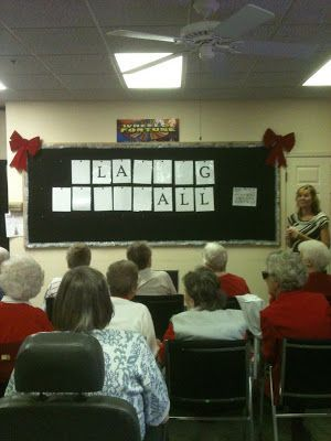 Activity Director Craft \ Event Ideas Games Old Age Games - nursing home activity ideas