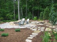 backyard patio designs with fire pit - Google Search ...