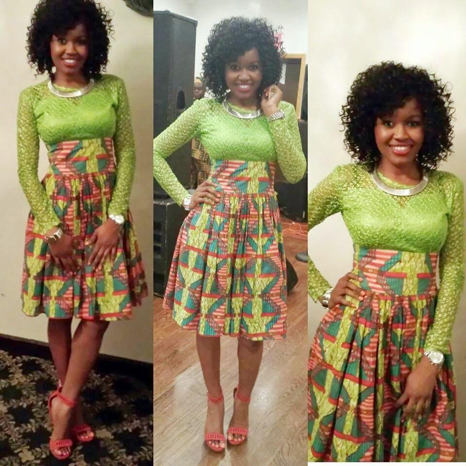 african print wedding dresses The wedding guest African Fashion stylediarybyosy