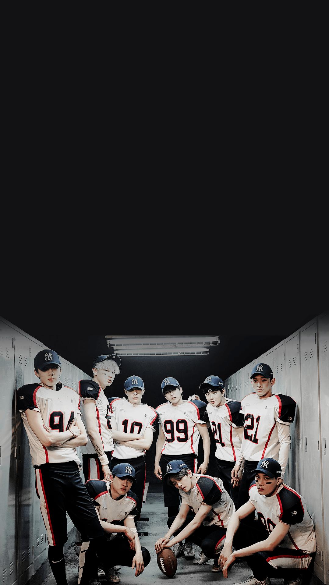 Exo iphone wallpaper exo pinterest exo wallpaper and kpop