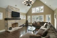 201 Family Room Design Ideas for 2018 | Large sectional ...