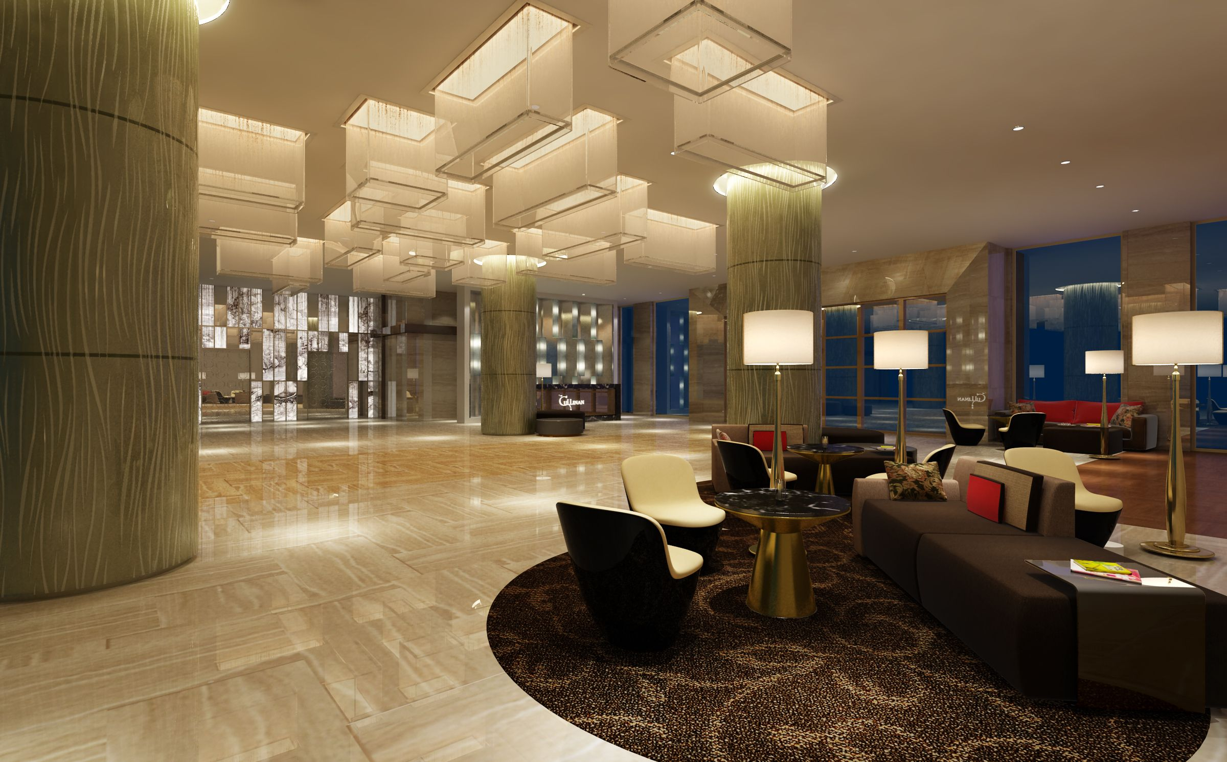Lobby Design Ideas Modern Hotel Lobby Interior Design Architecture Hotel