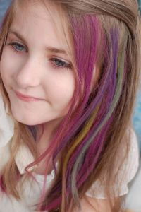 temporary color hair dye for kids | Hair | Pinterest ...