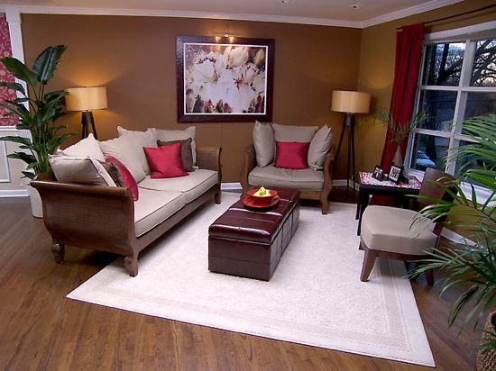 home decorating ideas living room Feng Shui Living Room - feng shui living room colors