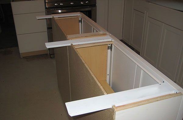 Kitchen Countertop Support Brackets - Lovequilts