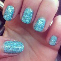 Cinderella nails | Nails | Pinterest | Cinderella nails ...