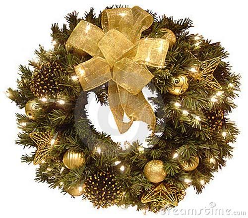 Christmas Wreath Decorating Ideas Christmas decorations - christmas wreath decorations