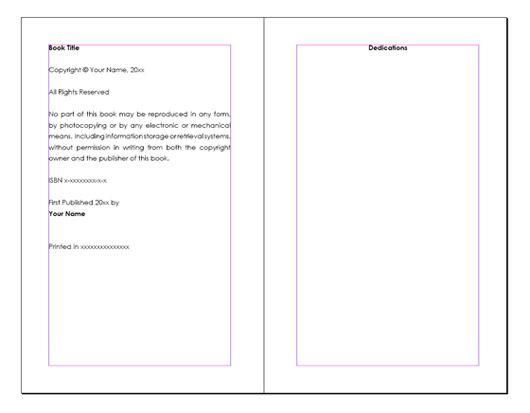Word Book Layout Templates Free Monomyth Pinterest Layout - microsoft word book template