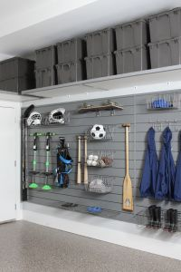 Sports Equipment & Overhead | Storage + Organization ...