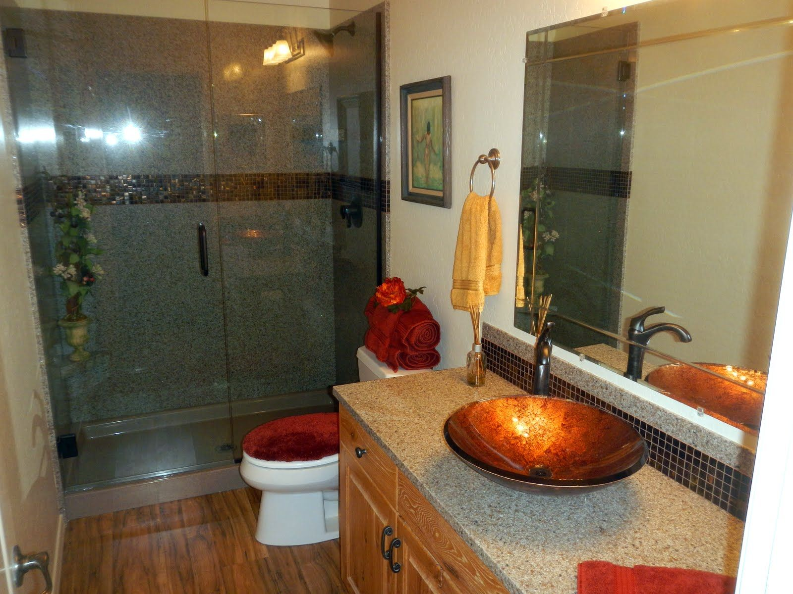 Granite Countertops Des Moines Bathroom From Granite Transformations Bathroom Decor