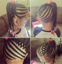 Little girl braided hairstyle... super cute   Fashion ...