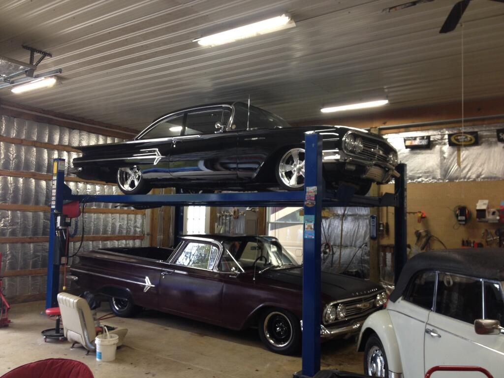Gas monkey garage bel air new owner s garage