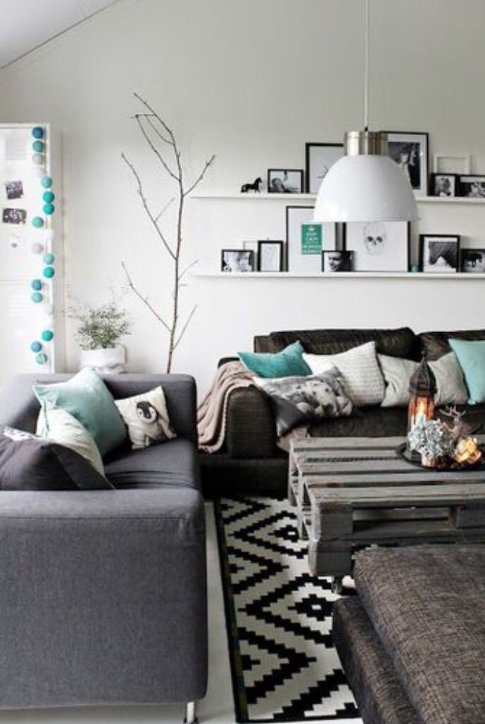 Turquoise Living Room Grey And Turquoise Bedroom Beautiful Brown - grey and turquoise living room
