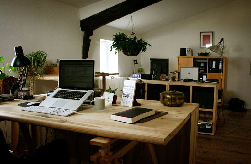For the professional Keep it simple and necessary ) Office - work from home graphic design jobs