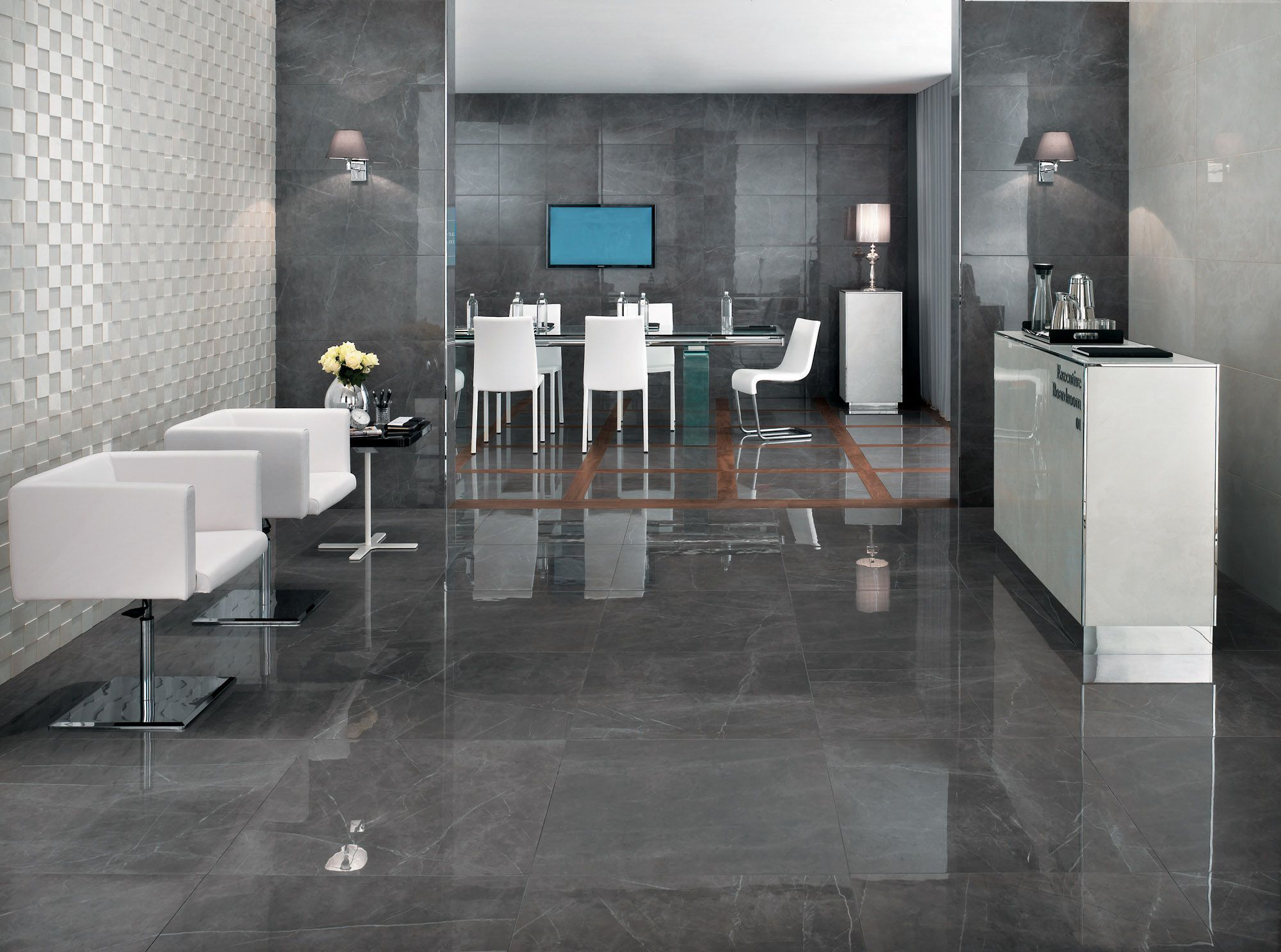 Design Evo Tiles Minoli Evolution Marvel Floor Tiles Marvel Grey Stone