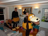Slinky dog toy story costume fancy dress | Halloween ...