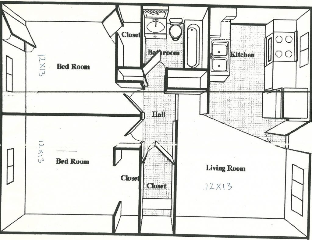 Apartment For 600 500 Square Feet House Plans 600 Sq Ft Apartment Floor Plan