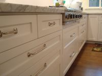 restoration hardware aubrey pulls | kitchen | Pinterest ...