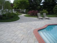 patios and pools pictures | Large Pool Patio Designs ...