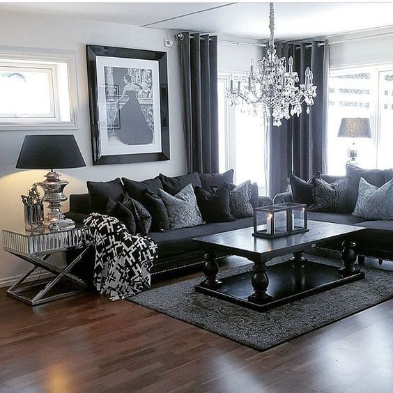 1000+ images about Home projects on Pinterest Trestle table - gray couch living room