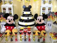disney mickey baby shower themes - Baby Shower Decoration ...