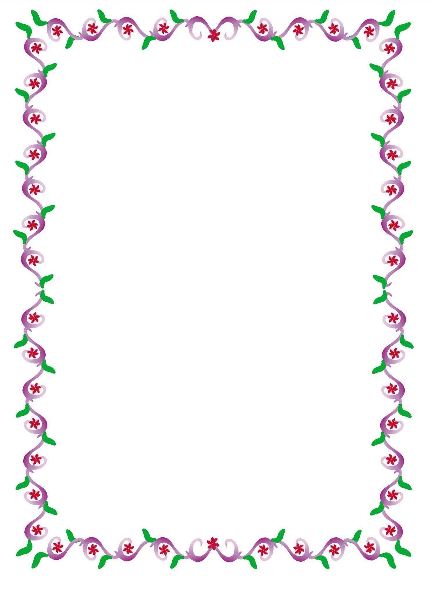 Cute Bordered Pastel Flower Wallpaper Pin By I T On Borders Frames Flowers Pinterest