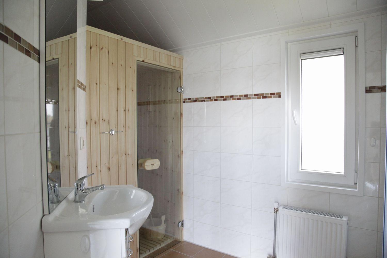 Sauna Inbouwen Badkamer : Zelfbouw sauna voorbeelden realisaties