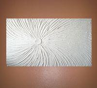 Textured Original Painting on Canvas 36x24 Modern ...
