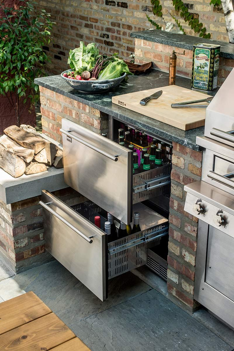 outdoor kitchen ideas 15 Beautiful Ideas for Outdoor Kitchens