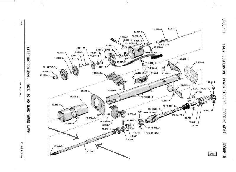 1980 cj7 suspension diagram