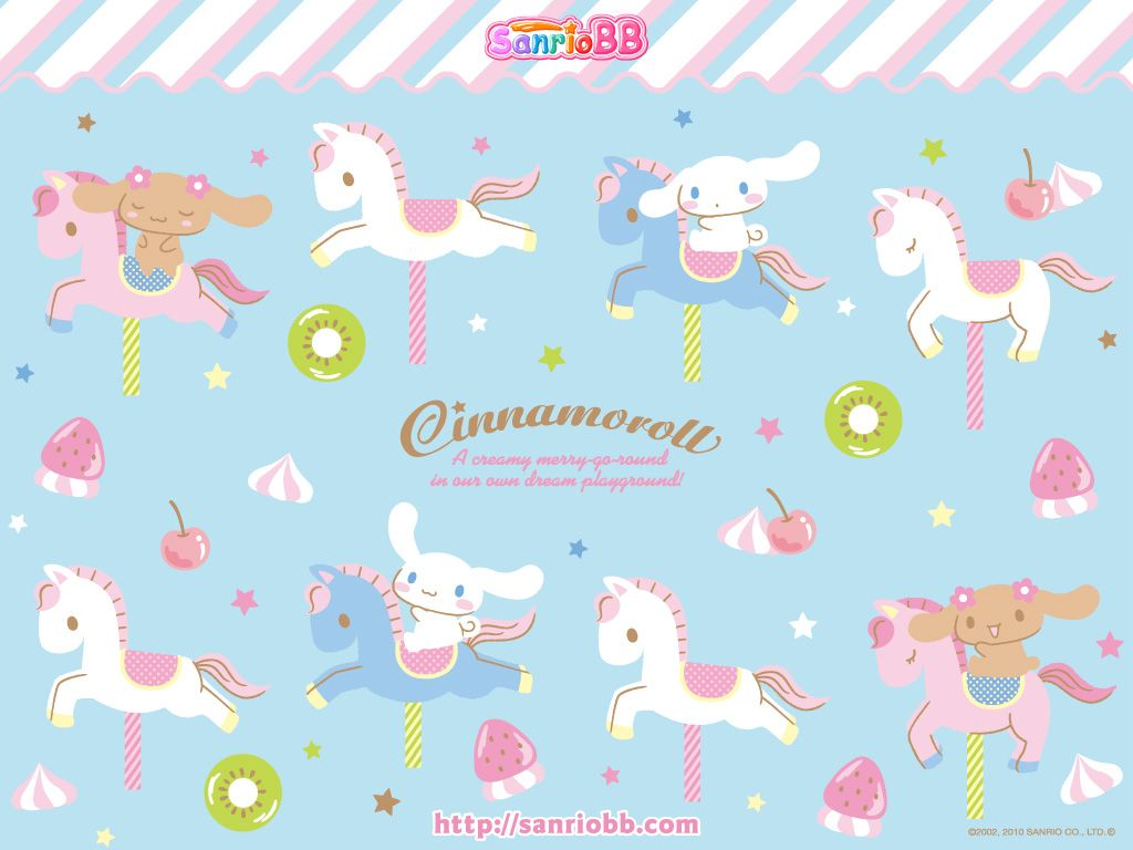 Cute Wallpaper Rilakkuma Cinnamoroll Sanrio Wallpaper Cinnamoroll Pinterest