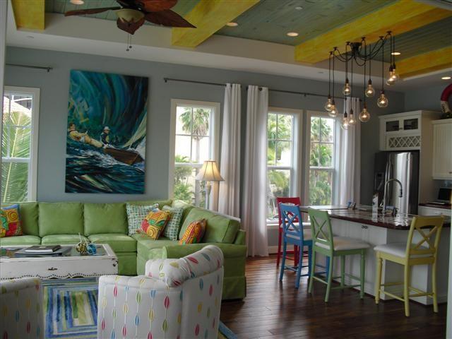 key west style hone Key West stylelove it! Decorating Ideas - key west style home decor
