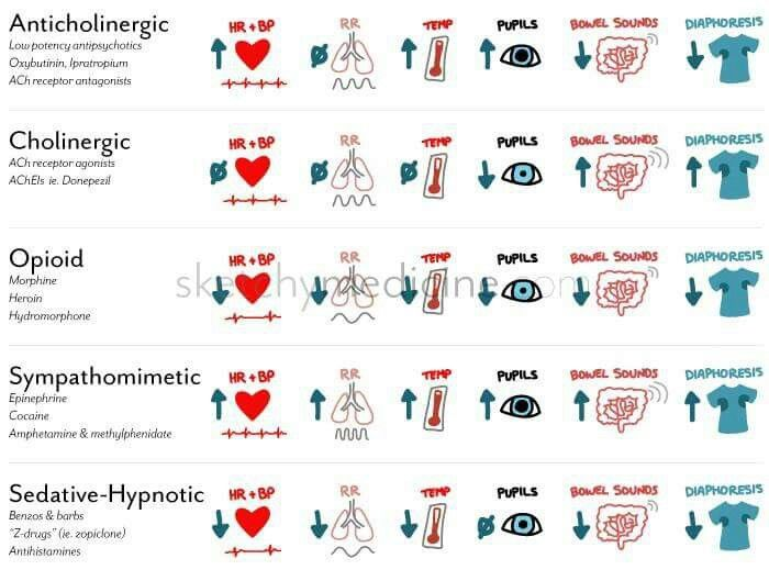 Drug effects  Clinical rounds!!! Pinterest - drug classification chart