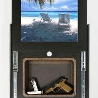 Best 25+ Hidden gun storage ideas on Pinterest | Gun ...