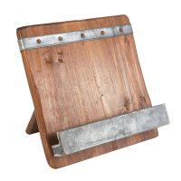 Woodworking Plans Diy Cookbook Holder PDF Plans