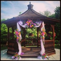 Backyard Gazebo Decor Ideas