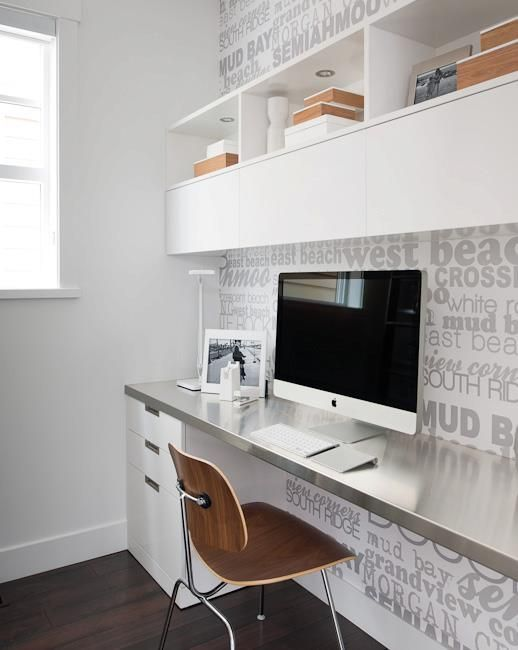 60 Inspired Home Office Design Ideas Compact, Modern and Office - modern home office ideas